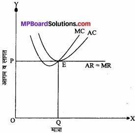 MP Board Class 12th Economics Important Questions Unit 3 उत्पादक व्यवहार एवं पूर्ति img 19