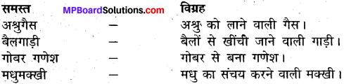 MP Board Class 12th General Hindi व्याकरण समास-विग्रह img-15