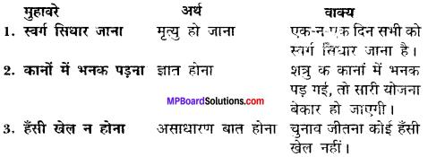 MP Board Class 12th Hindi Makrand Solutions Chapter 17 हंसिनी की भविष्यवाणी img-1