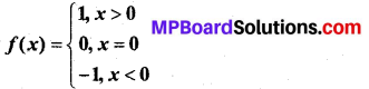MP Board Class 12th Maths Book Solutions Chapter 1 संबंध एवं फलन विविध प्रश्नावली img 12