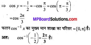 MP Board Class 12th Maths Book Solutions Chapter 2 प्रतिलोम त्रिकोणमितीय फलन Ex 2.1 img 2