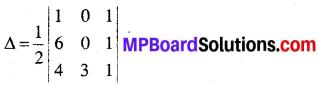 MP Board Class 12th Maths Book Solutions Chapter 4 सारणिक Ex 4.3 img 1