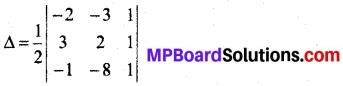 MP Board Class 12th Maths Book Solutions Chapter 4 सारणिक Ex 4.3 img 3