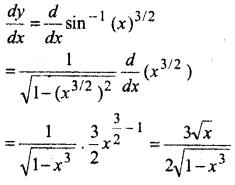 MP Board Class 12th Maths Book Solutions Chapter 5 सांतत्य तथा अवकलनीयता विविध प्रश्नावली img 4