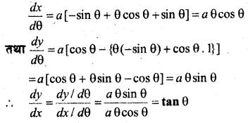 MP Board Class 12th Maths Book Solutions Chapter 5 सांतत्य तथा अवकलनीयता Ex 5.6 img 13