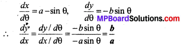 MP Board Class 12th Maths Book Solutions Chapter 5 सांतत्य तथा अवकलनीयता Ex 5.6 img 2