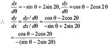 MP Board Class 12th Maths Book Solutions Chapter 5 सांतत्य तथा अवकलनीयता Ex 5.6 img 5