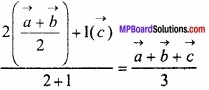 MP Board Class 12th Maths Important Questions Chapter 10 सदिश बीजगणित img 35
