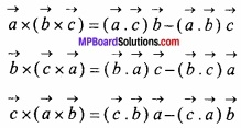MP Board Class 12th Maths Important Questions Chapter 10 सदिश बीजगणित img 59
