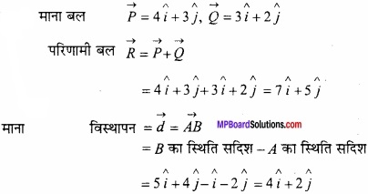 MP Board Class 12th Maths Important Questions Chapter 10 सदिश बीजगणित img 63