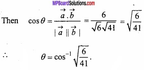 MP Board Class 12th Maths Important Questions Chapter 10 Vector Algebra img 14