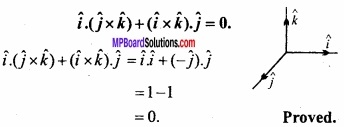 MP Board Class 12th Maths Important Questions Chapter 10 Vector Algebra img 22