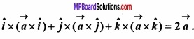 MP Board Class 12th Maths Important Questions Chapter 10 Vector Algebra img 59