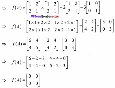 MP Board Class 12th Maths Important Questions Chapter 3 आव्यूह img 14