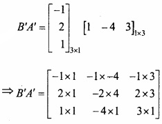 MP Board Class 12th Maths Important Questions Chapter 3 आव्यूह img 21a