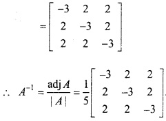 MP Board Class 12th Maths Important Questions Chapter 3 आव्यूह img 25b