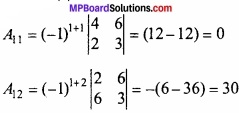 MP Board Class 12th Maths Important Questions Chapter 3 आव्यूह img 40