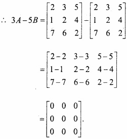 MP Board Class 12th Maths Important Questions Chapter 3 आव्यूह img 4a