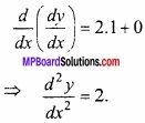 MP Board Class 12th Maths Important Questions Chapter 5B अवकलन img 8