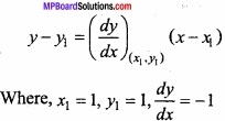 MP Board Class 12th Maths Important Questions Chapter 6 Application of Derivatives img 21