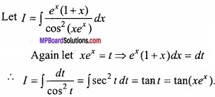MP Board Class 12th Maths Important Questions Chapter 7A Integration img 13 - Copy