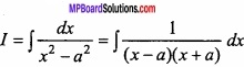 MP Board Class 12th Maths Important Questions Chapter 7A Integration img 33