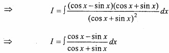 MP Board Class 12th Maths Important Questions Chapter 7A Integration img 39a