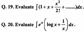 MP Board Class 12th Maths Important Questions Chapter 7A Integration img 3b - Copy