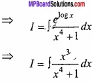 MP Board Class 12th Maths Important Questions Chapter 7A Integration img 44