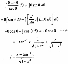 MP Board Class 12th Maths Important Questions Chapter 7A Integration img 54a