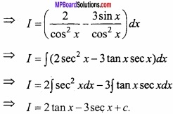 MP Board Class 12th Maths Important Questions Chapter 7A Integration img 6 - Copy