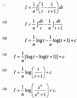 MP Board Class 12th Maths Important Questions Chapter 7A Integration img 65b