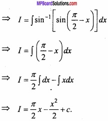 MP Board Class 12th Maths Important Questions Chapter 7A Integration img 7 - Copy
