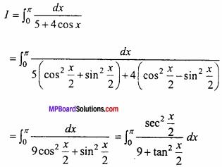 MP Board Class 12th Maths Important Questions Chapter 7B निशिचत समाकलन img 29