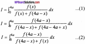 MP Board Class 12th Maths Important Questions Chapter 7B Definite Integral img 1