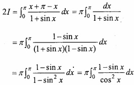MP Board Class 12th Maths Important Questions Chapter 7B Definite Integral img 17a
