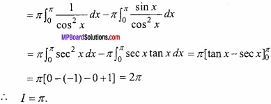 MP Board Class 12th Maths Important Questions Chapter 7B Definite Integral img 17b