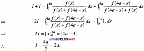 MP Board Class 12th Maths Important Questions Chapter 7B Definite Integral img 2