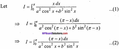 MP Board Class 12th Maths Important Questions Chapter 7B Definite Integral img 25