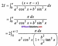 MP Board Class 12th Maths Important Questions Chapter 7B Definite Integral img 26