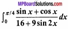 MP Board Class 12th Maths Important Questions Chapter 7B Definite Integral img 34a