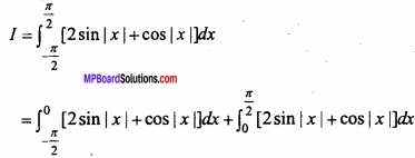 MP Board Class 12th Maths Important Questions Chapter 7B Definite Integral img 6