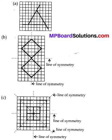 MP Board Class 6th Maths Solutions Chapter 13 Symmetry Ex 13.2 22
