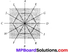 MP Board Class 6th Maths Solutions Chapter 13 Symmetry Ex 13.2 8