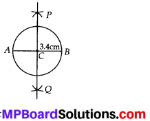 MP Board Class 6th Maths Solutions Chapter 14 Practical Geometry Ex 14.5 7