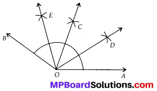 MP Board Class 6th Maths Solutions Chapter 14 Practical Geometry Ex 14.6 4
