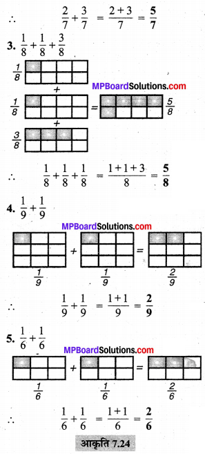 MP Board Class 6th Maths Solutions Chapter 7 भिन्न Ex 7.4 image 43