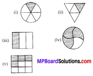 MP Board Class 6th Maths Solutions Chapter 7 Fractions Ex 7.1 6