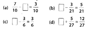 MP Board Class 6th Maths Solutions Chapter 7 Fractions Ex 7.5 6