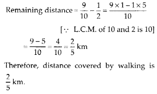 MP Board Class 6th Maths Solutions Chapter 7 Fractions Ex 7.6 12
